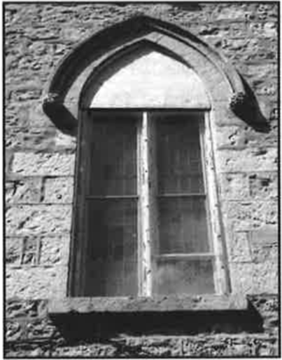 Historic Guelph Pointed-Arch Windows V48P12